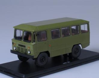 АПП 66 Армейский автобус на шасси Горький 66, хаки