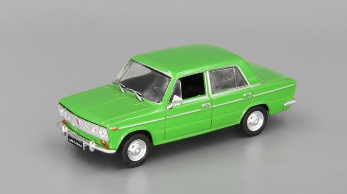 (Уценка!) ВАЗ 2103 Жигули, Автолегенды СССР 7, ярко-зелёный