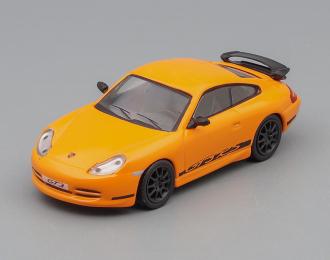 PORSCHE 911 GT3, Суперкары 70, orange