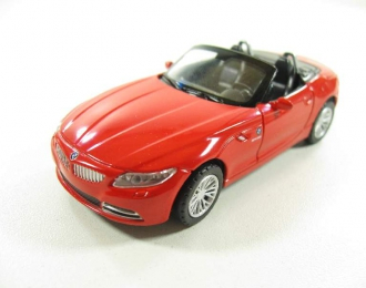 BMW Z4 Roadster, red