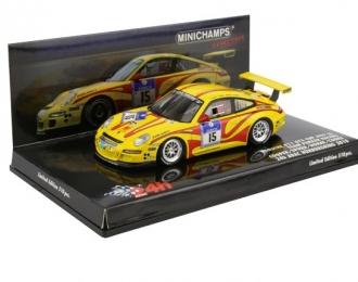Porsche 911 GT3 Cup #15 24h Nurburgring 2010