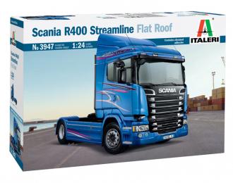 Сборная модель SCANIA R400 STREAMLINE Flat Roof