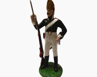 Фигурка Фузилер Фанагорийского гренадерского полка, 1802-1805