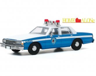 """CHEVROLET Caprice """"Wilmette, Illinois Police"""" 1986 (из к/ф """"Один дома"""")"""
