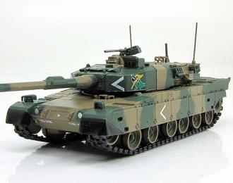 Основной танк тип 90 Япония (1992), Танки Мира 39