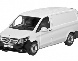 MERCEDES-BENZ Vito Panel Van (2014), white