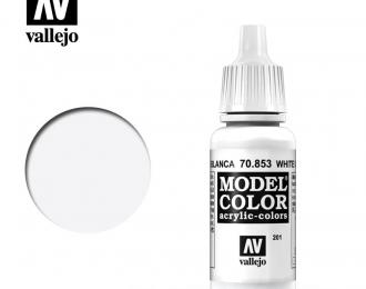 Краска акриловая `Model Color` Белила патиновые / White Glaze