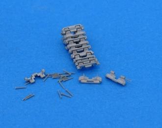 Металлические траки для Renault R35/R39