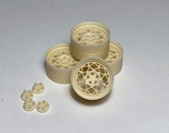 Комплект дисков Rotiform DSC 18 дюймов