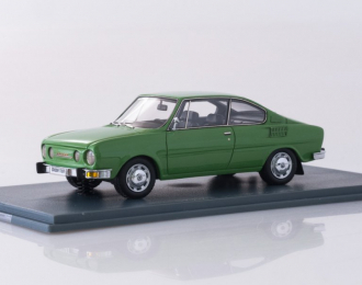 Skoda 110 R green 1972