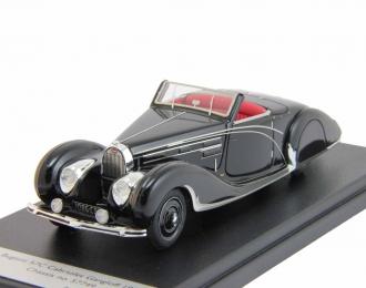"BUGATTI 57C Cabriolet ""Gangloff"" Chassis #57749 (1939), black"