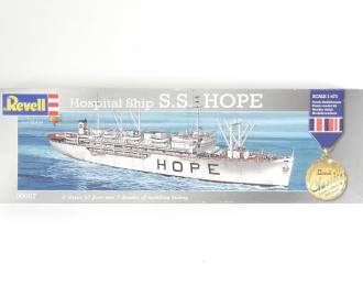 Сборная модель Hospital Ship S.S. Hope