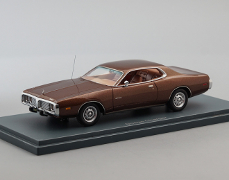 DODGE Charger (1973), brown metallic