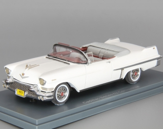 CADILLAC Series 62 Convertible (1957), white