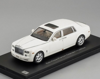 ROLLS-ROYCE Phantom Extended Wheelbase II (2003), english white