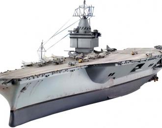 Сборная модель Авианосец U.S.S. Enterprise