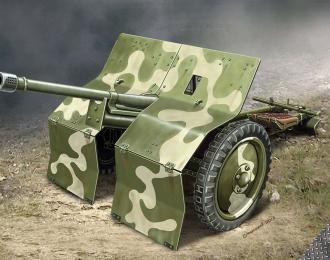 Сборная модель Финская 37 мм противотанковая пушка PstK/36