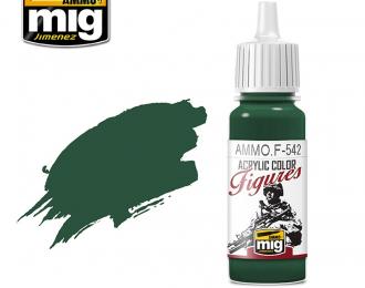 Краска акриловая Phatlo зелёная / PHATLO GREEN