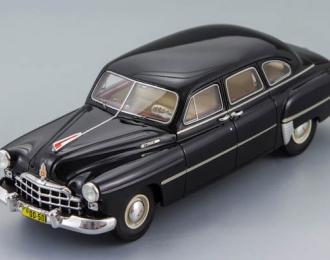 """Горький-12 """"ЗИМ"""" (1950), черный"""