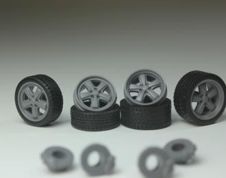 Комплект колес #44