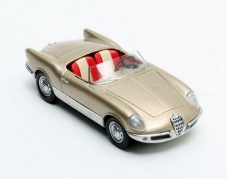 ALFA ROMEO Giulietta Spider Bertone 1956 Metallic Gold