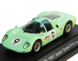 NISSAN R380 Japan Grand Prix (1967), light green