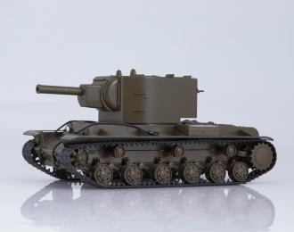 Советский тяжёлый штурмовой танк КВ-2