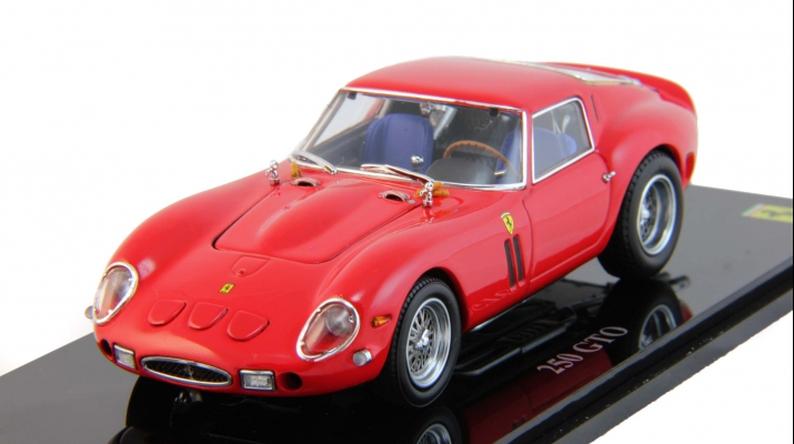 FERRARI 250 GTO (1962), red