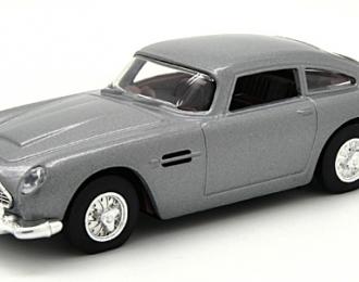 ASTON Martin DB4 (1958), Legendarne Samochody 32, серый