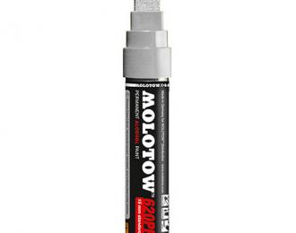 Маркер MOLOTOW 620PP Хром-Серебро