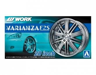 Набор дисков Work Varianza F2S 20 inch