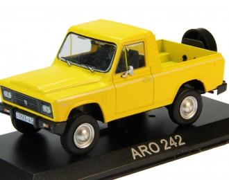 ARO 242 пикап, Автолегенды СССР 177, желтый