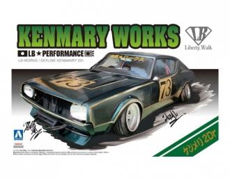 Сборная модель Автомобиль LB WORKS KEN MARY 2Dr