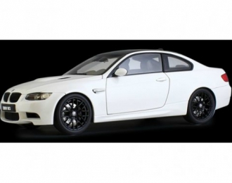 BMW M3 Coupe (E92M) (alpine white)