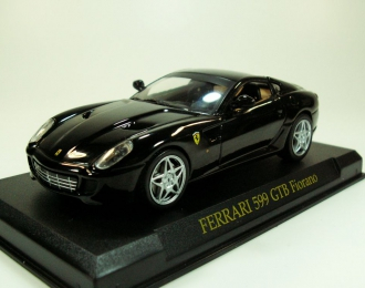 FERRARI 599 GTB Fiorano, Ferrari Collection 6, black