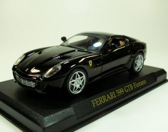 FERRARI 599 GTB Fiorano, Ferrari Collection 6, black