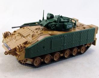 MCV-80 Уорриор (1985), Боевые Машины Мира 30