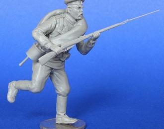 Русский солдат. Первая Мировая Война. (1)