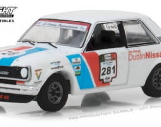 DATSUN 510 Carrera Panamericana #281 1972