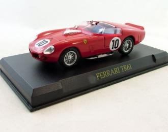FERRARI TR61 (1961), Ferrari Collection 60, red
