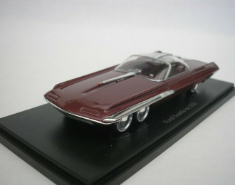 Ford Seattle-ite XXI, dark red, USA, 1962