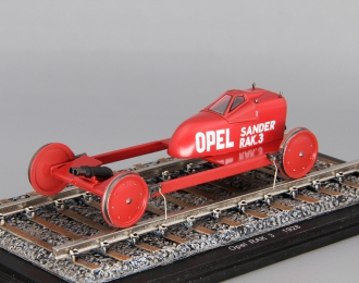 OPEL RAK 3 (1928), red