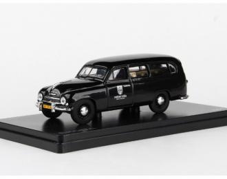 Skoda 1201 Funeral Vehicle (1956) black