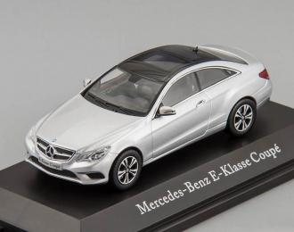 (Уценка!) MERCEDES-BENZ E-Klasse Coupe C207 (facelift 2013), iridium silver