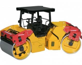 DYNAPAC Asphalt Roller w Rops CC424HF (Каток), yellow