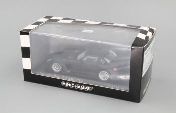 MERCEDES-BENZ SLS AMG GT3 Street (2011), black matt