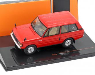 LAND ROVER Velar 4х4 (3 двери) 1969 Red
