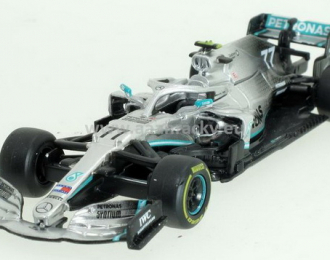 "MERCEDES-AMG F1 W10 EQ Power+ #77 ""Petronas"" V.Bottas Formula 1 2019"
