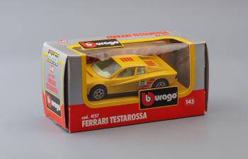 FERRARI Testarossa (cod.4157), yellow