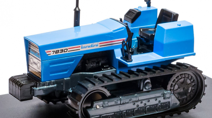 LANDINI C 7830 (1983), blue / black